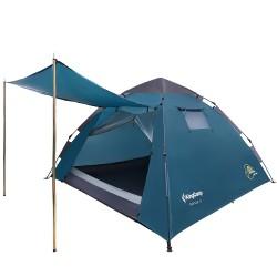 Туристическая палатка King Camp Monza 3