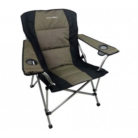 Туристическое кресло Kingchair Cupholder